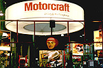Motorcraft booth