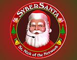 SyberSanta Logo