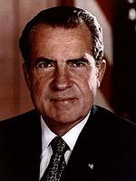 Nixon Portrait