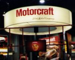CHOPS at Motorcraft booth