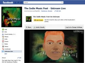 CHOPS at Indie Music Fest FB Page