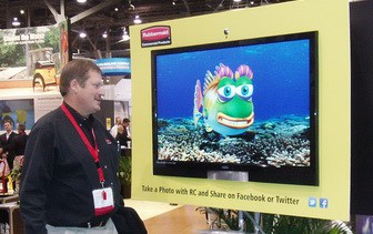 Talking Fish Cleans Up At Sanitary Show