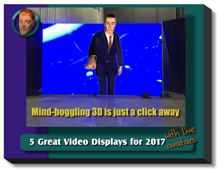 5 Great Displays - Cover